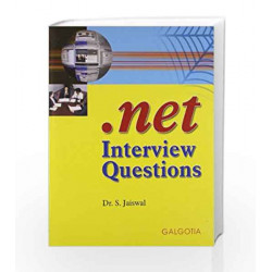 .Net Interview Question by S Jaiswal Book-9788175155688