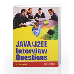 JAVA J2EE Interview Question by S Jaiswal Book-9788175155756