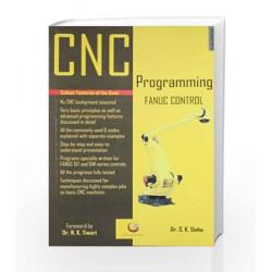 CNC Programming by S K Sinha Book-9788175156289