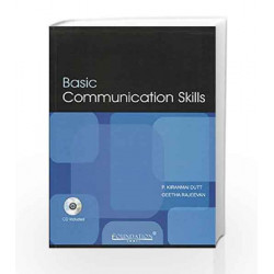 Basic Communication Skills Book with CD-ROM by Rajeevan Book-9788175965317