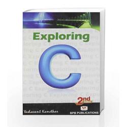 Exploring C by PEGASUS Book-9788176566339