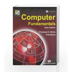 Computer Fundamentals by P. K. Sinha Book-9788176567527