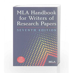 Mla Handbook for Writers of Research Papers by Mla Book-9788176710619