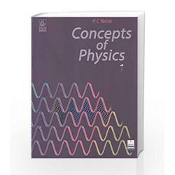 Concepts of Physics 1 by BALAGURUSAMY Book-9788177091878