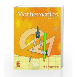 Mathematics: for Class 8 by PEGASUS Book-9788177099874