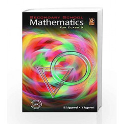 Secondary School Mathematics: for Class 9 by Raghubir Singh Aggarwal Book-9788177099966