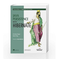 Java Persistence with Hibernate: Revised ed of Hibernate in Action by VIJAYARAGAVAN Book-9788177227192
