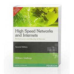High-Speed Networks and Internets, 2e by STALLINGS Book-9788177585698