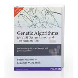 Genetic Algorithms by Pinaki Mazumder Book-9788177585742