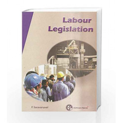 Labour Legislation by P.Saravanel Book-9788178740706