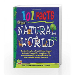 Natural World: Key stage 2 (101 Facts) by Snigdha Sah Book-9788179931974