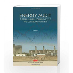 Energy Audit: Thermal Power, Combined Cycle, and Cogeneration Plants by ROTHWELL Book-9788179933114