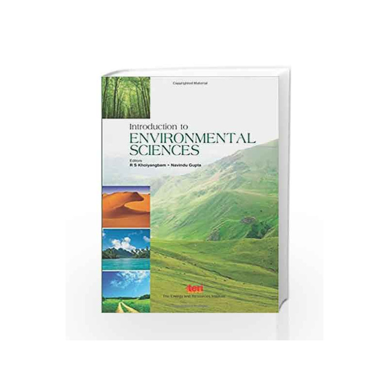 Introduction to Environmental Sciences by R. S. Khoiyangbam Book-9788179934555