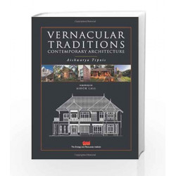 Vernacular Traditions: Contemporary Architecture by SADHGURU Book-9788179934579