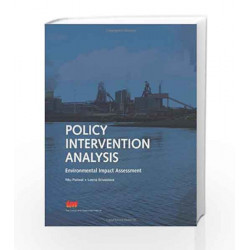 Policy Intervention Analysis: environmental Impact Assessment by Ritu Paliwal Book-9788179934999