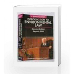 Introduction To Environmental Law by S. Shanthakumar Book-9788180383922