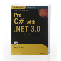 Pro C# with .NET 3.0 by Andrew Troelsen Book-9788181286826
