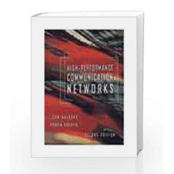 High Performance Communication Networks by Walrand Book-9788181476524