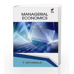 Managerial Economics by Aryamala T Book-9788182091955