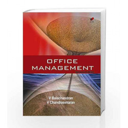 Office Management 2e by Balachandran V Book-9788182092068