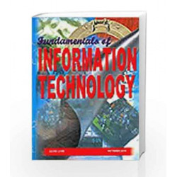 Fundamentals Of Information Technology by JASON QUINN Book-9788182092211