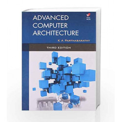 Advanced Computer Architecture by Parthasarathy Book-9788182093126