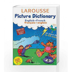 Larousse Picture Dictionary by Natacha Diaz Book-9788183071772