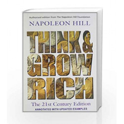 Think and Grow Rich - the 21St-Century Edition by Napoleon Hill Book-9788183223652