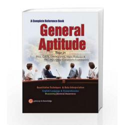 General Aptitude: Quantitative Aptitude & Reasoning by GKP Book-9788183559591