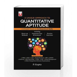 Quantitative Aptitude by P.Gupta Book-9788183572279
