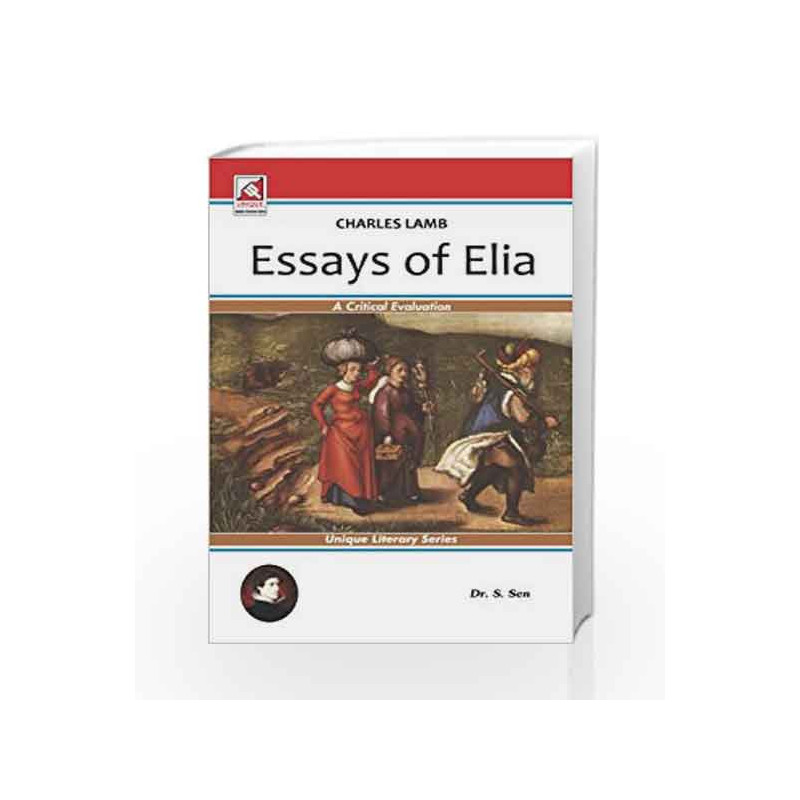 Charles Lamb Essays Of Elia By Buy Online Charles Lamb Essays Of  Charles Lamb Essays Of Elia By Brian Tracy Book
