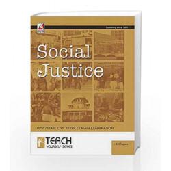 SOCIAL JUSTICE by J K CHOPRA Book-9788183576550