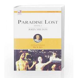 John Milton : Paradise Lost Book I by ASHOK K. BANKER Book-9788183579766
