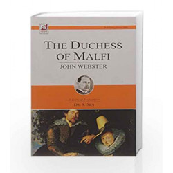 Webster : The Duchess Of Malfi by MADHUR ZAKIR HALLEGUA Book-9788183579902