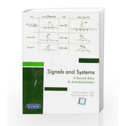 Signals & Systems by Ramesh Babu Book-9788183715300