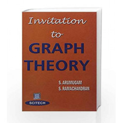 Invitation to Graph Theory by Arumugam Book-9788183715430