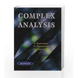 Complex Analysis by Arumugam Book-9788183715485