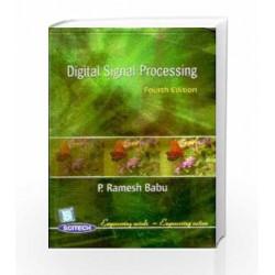 Principles of Digital Digital Signal Processing by Babu R Book-9788183717229