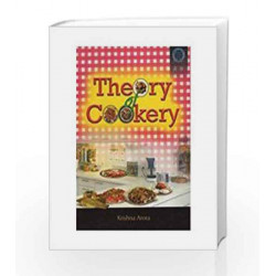Theory Of Cookery by Arora Book-9788184095036