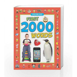 First 2000 Words by Dreamland Publications Book-9788184519884
