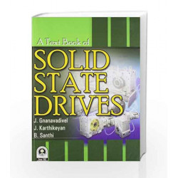 Text Book Of Solid State Drives PB by Gnanavadivel Book-9788184721522