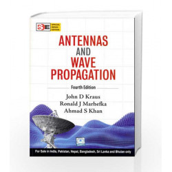 Antennas and wave propagation by Amsaveni Book-9788184722475