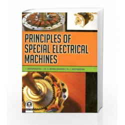 Special Electrical Machines by Gnanavadivel J Book-9788184722833