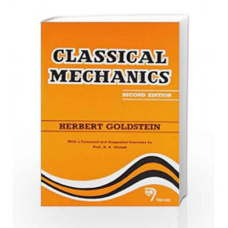 Classical Mechanics, by H. Goldstein Book-9788185015538