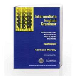 Intermediate English Grammar with Answers by Murphy Book-9788185618517