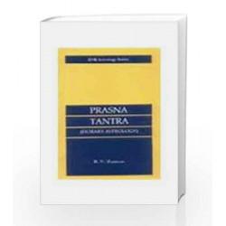 Prasna Tantra (Horary Astrology) by B.V. Raman Book-9788185674667