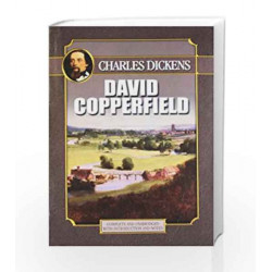 David Copperfield (UBSPD\'s World Classics) by Charles Dickens Book-9788185944647