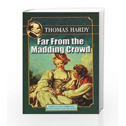 Far from the Madding Crowd (UBSPD\'s World Classics) by Thomas Hardy Book-9788185944678