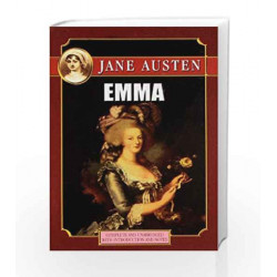 Emma by Jane Austen Book-9788185944760