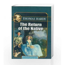 The Return of the Native (UBSPD\'s World Classics) by BHARDWAJ Book-9788185944814